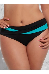 Krisline Laguna briefs bathing midi