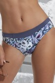 Krisline Marsylia briefs bathing
