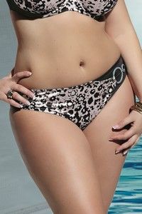 Krisline Salamandra briefs bathing midi