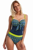 San Remo swimsuit piece padded, Krisline