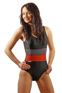 Swimsuit piece ladies', SK0024, Stanteks
