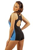 Swimsuit piece ladies' with legs, SK0028, Stanteks