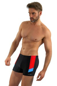 Swimwear boxer shorts men's M-2XL, 381, Sesto Senso
